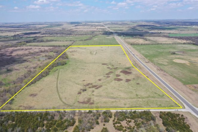 67 acres Greenwood County Kansas Land For Sale