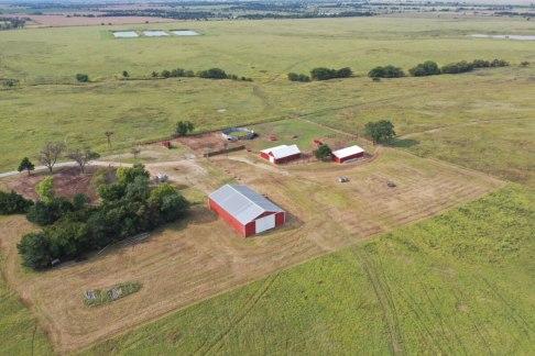 Cowley County Kansas Flint Hills Ranch