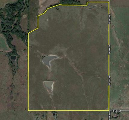 200 Acres Flint Hills Pasture