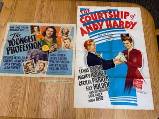 Movie Poster Auction #3 - 107 of 195