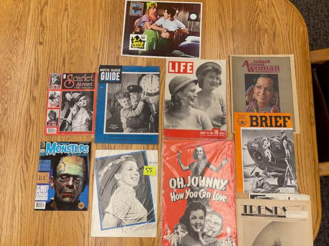 Movie Poster Auction #3 - 112 of 195