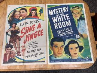 Movie Poster Auction #3 - 119 of 195