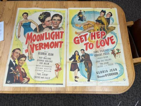 Movie Poster Auction #3 - 125 of 195