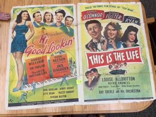 Movie Poster Auction #3 - 132 of 195