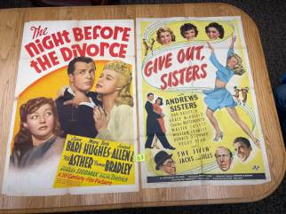 Movie Poster Auction #3 - 143 of 195