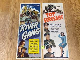 Movie Poster Auction #3 - 144 of 195