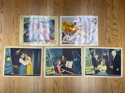 Movie Poster Auction #3 - 147 of 195