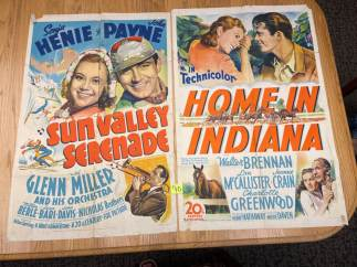 Movie Poster Auction #3 - 151 of 195