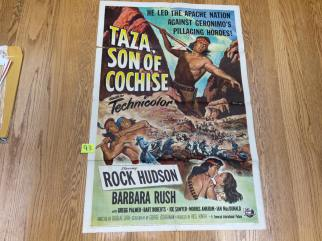 Movie Poster Auction #3 - 154 of 195