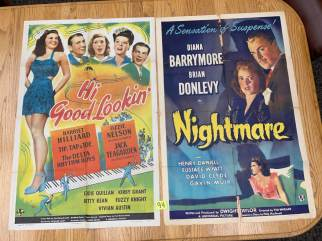 Movie Poster Auction #3 - 155 of 195