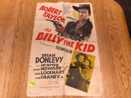 Movie Poster Auction #3 - 163 of 195