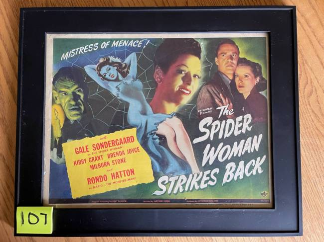 Movie Poster Auction #3 - 174 of 195