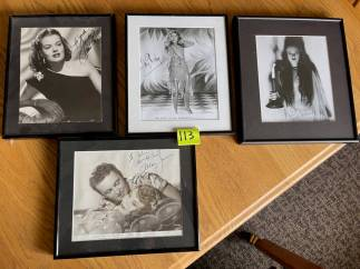 Movie Poster Auction #3 - 180 of 195