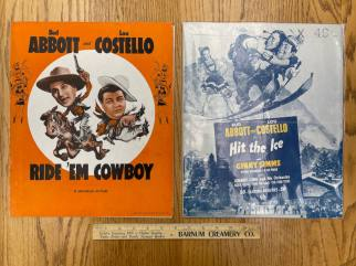 Movie Poster Auction #3 - 3 of 195
