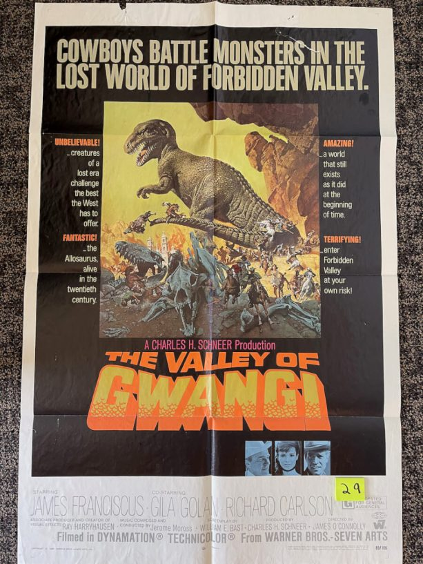 Movie Poster Auction #3 - 37 of 195