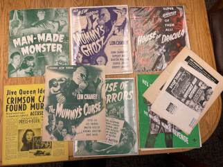 Movie Poster Auction #3 - 6 of 195