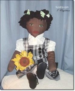 Mia - My own Inner Child Doll