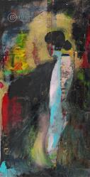 A New Woman by F. Magdalene Austin *** SOLD ***