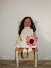 Little Doll in Cream - unavailable