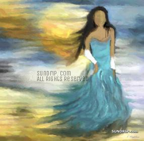 Sunset Dancer by SUNDRIP - 2010