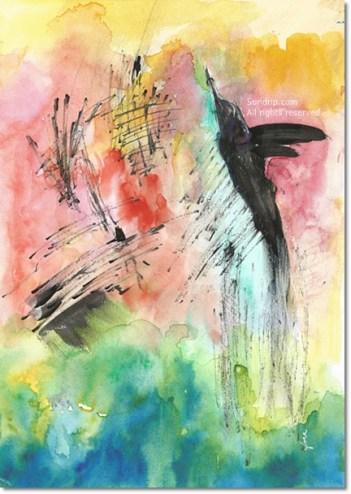 Hummingbird - available