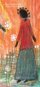 Jane's Flowers Bloom - SOLD