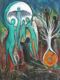Resilience Tree - Risen