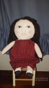 Gillian Sundrip Doll