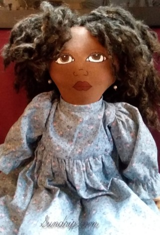 Delilah Doll African American Rag Doll 2020