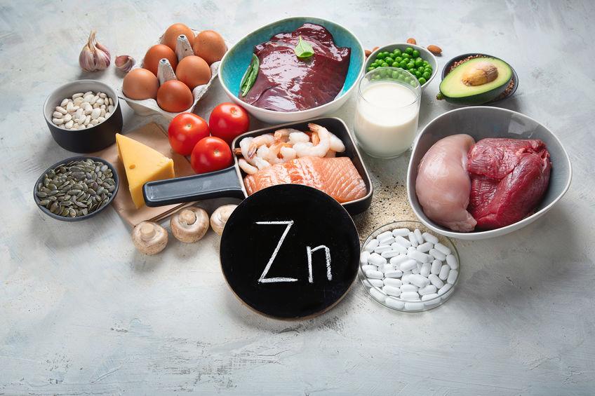 propriedades do zinco