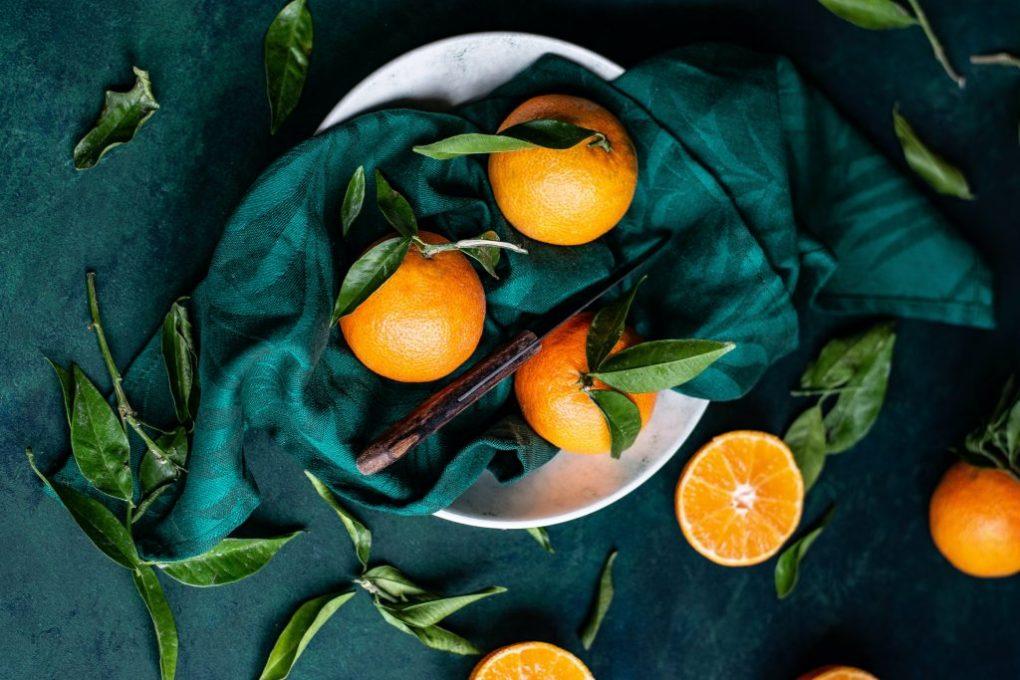 Sinaasappels als bron van vitamine C