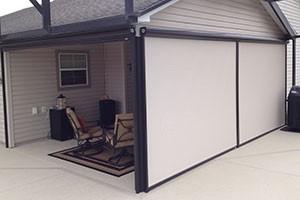 patio privacy screen from sunesta will