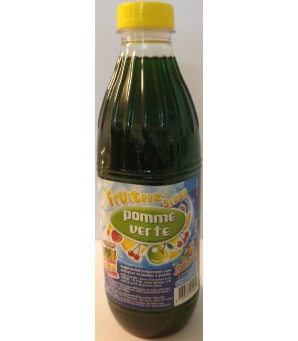 Produit Granita tout prêt Fruiteez Pomme Verte