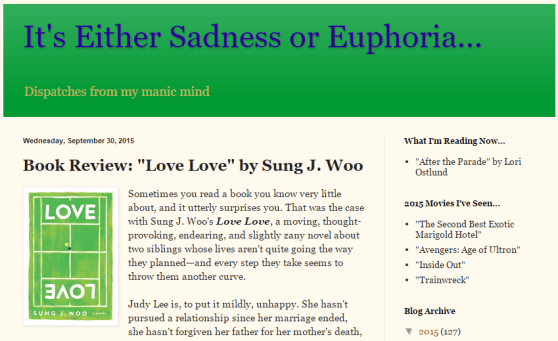 Something Good in Goodreads | Sung J  Woo