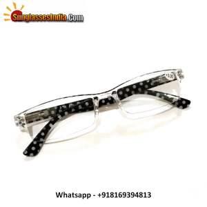 White Reading Glasses