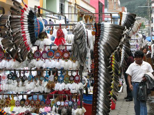 Ecuador market