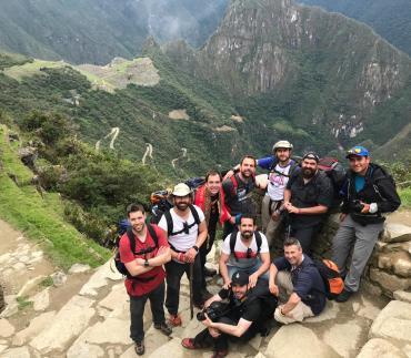 Jose Machu Picchu