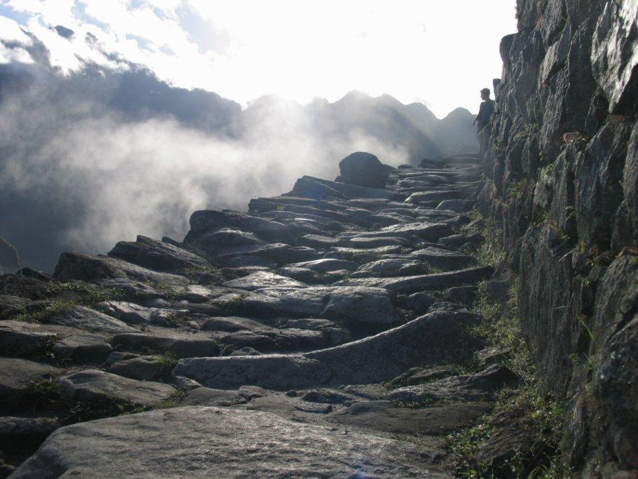 inca trail slide