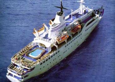 Galapagos Legend cruise ship luxury