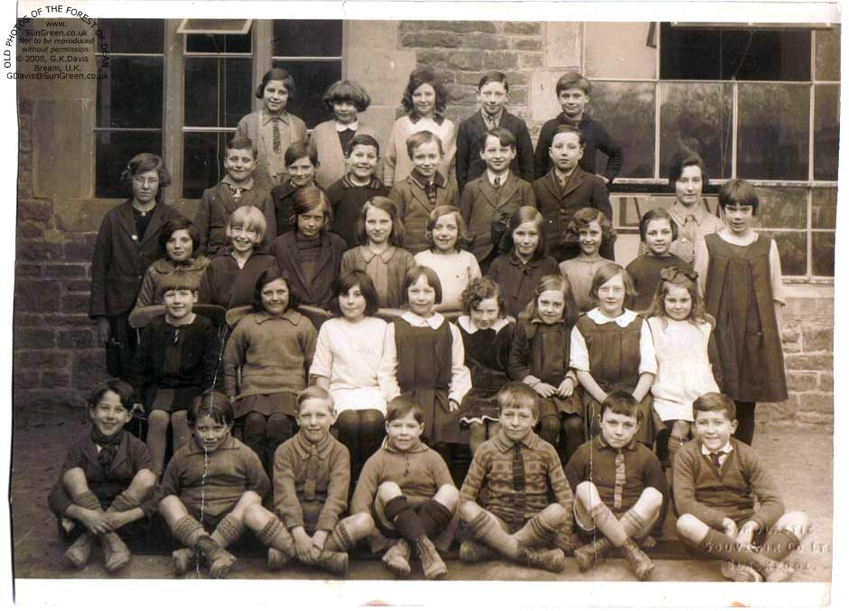 Chase School 1925