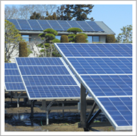 太陽光パネル・ソーラーパネル設置イメージ画像