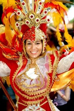 Бразильский карнавал - Фото Дом Солнца