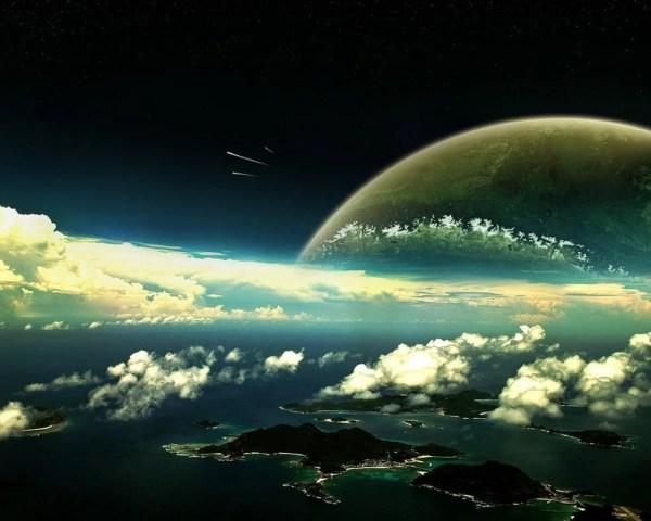Класные обои про космос на рабочий стол. Лучшие картинки ...