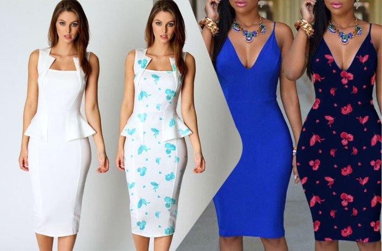 Adding Patterns to Dresses
