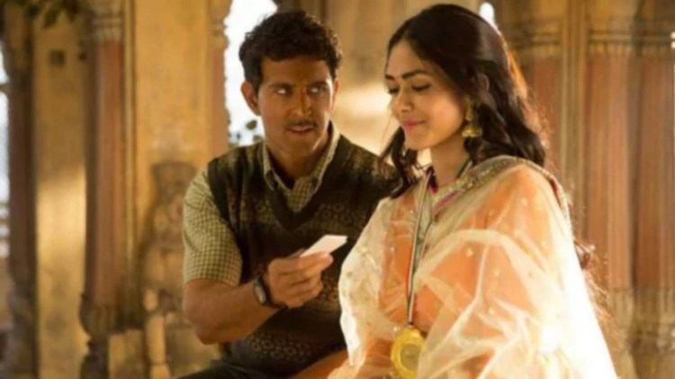 Reference to Golden Ratio in movie Super 30
