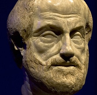 Greek Masterpieces - Portrait of Aristotle by ♥ he@rt ♥, on Flickr