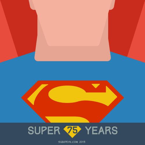 superman 75th