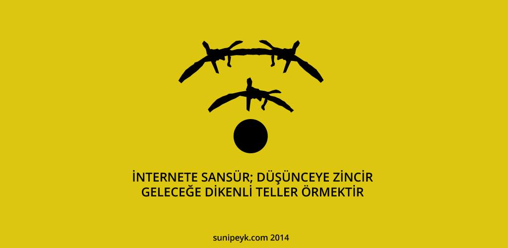 internet sansür ve dikenli tel