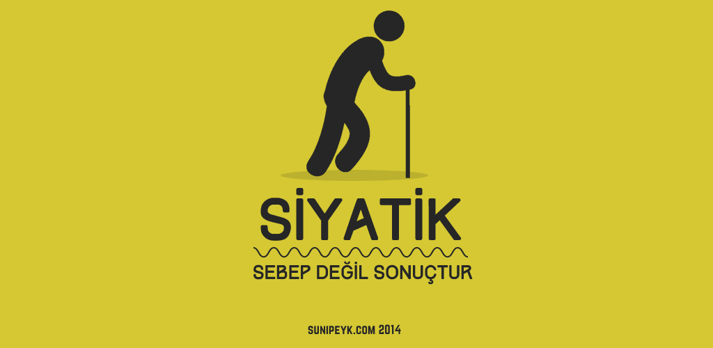 siyatik pictogram poster