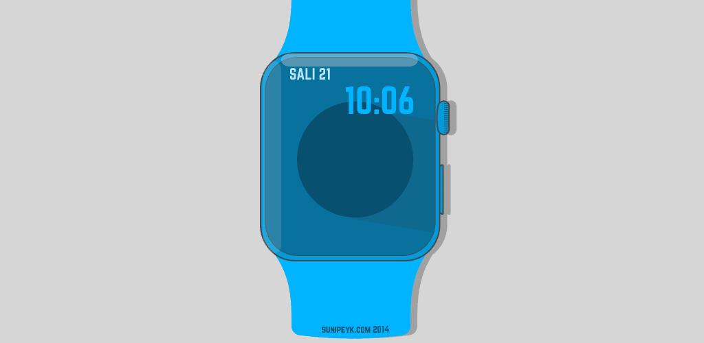 apple watch ikonu